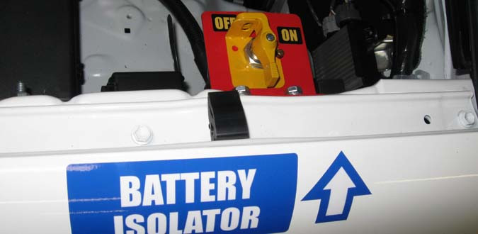 Battery Isolator 1