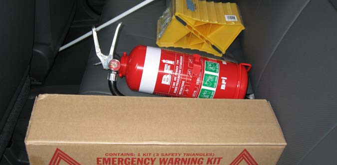 Fire Extinguisher 1