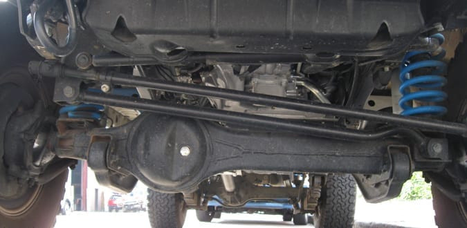 Lovells 4WD Suspension