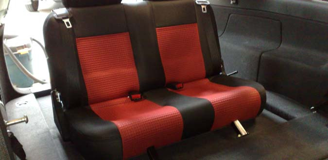Retro Seating 3