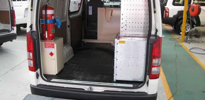 Van Trade Shelving 1