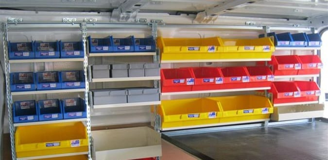 Van-Trade-Shelving