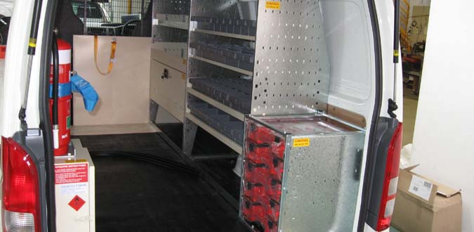 Van Trade Shelving 3