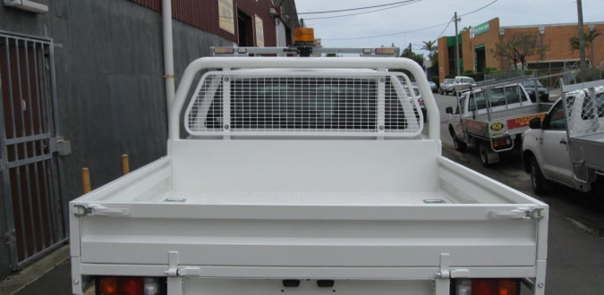 Steel Trays Newcastle 1