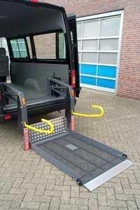 Wheelchair Conversion